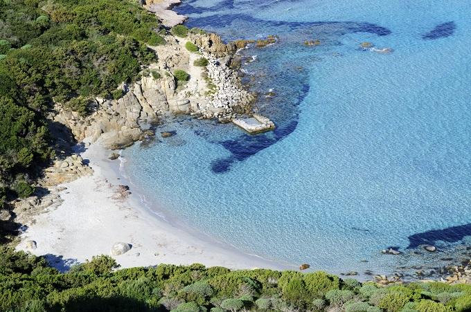 Porto Giunco beach, Villasimius, Cagliari, Sardinia
