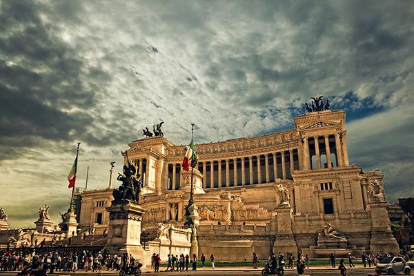 roma curso italiano