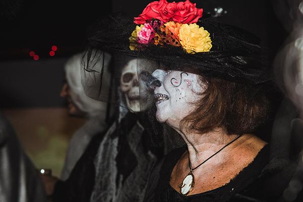 disfraz halloween academia idiomas madrid