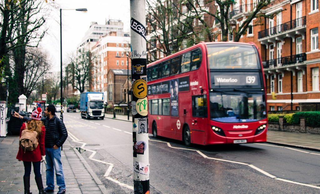 autobus cursos ingles madrid