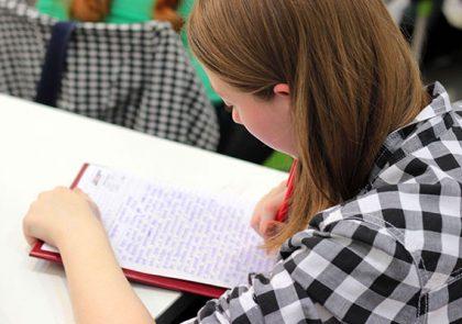estudiante academia ingles madrid